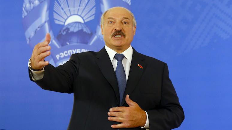 Aleksandras Lukašenko