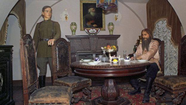 Rasputino nužudymas