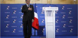 Fijonas oficialiai tapo kandidatu į Prancūzijos prezidentus