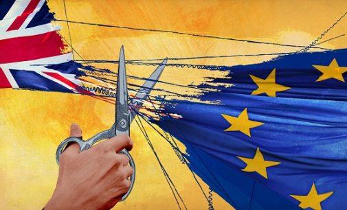 """Dešimt erzinančių """"Brexit"""" pasekmių"""