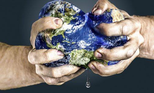 Vanduo, Žemės planetos gyvybės šaltinis – išteklių krizė