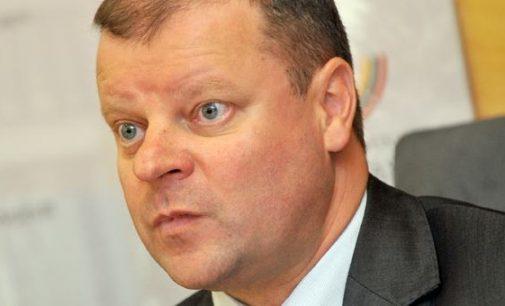 Konservatoriai kreipiasi į Premjerą dėl galimai korupcinės D. Bradausko veiklos VMI