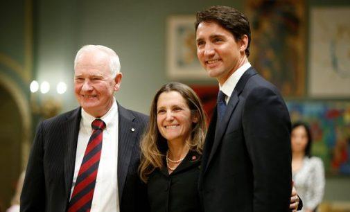 Kanados užsienio reikalų ministre paskirta Chrystia Freeland, žinoma Rusijos kritikė