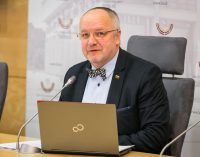 """Juozas Olekas: """"Lietuvos saugumas priklauso ir nuo mūsų pačių, ne tik nuo NATO"""""""