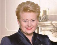 Lietuvos prezidentė kviečia kūrybingai ir prasmingai švęsti Valstybės gimtadienį