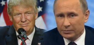 Trampo administracija 2018 metais rengiasi atkurti tarpusavio santykius su Rusija