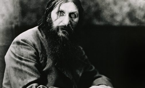 Kas ir kaip prieš 100 metų nužudė Grigorijų Rasputiną
