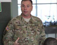 Lietuvoje lankysis JAV sausumos pajėgų Europoje vadas generolas Benas Hodges