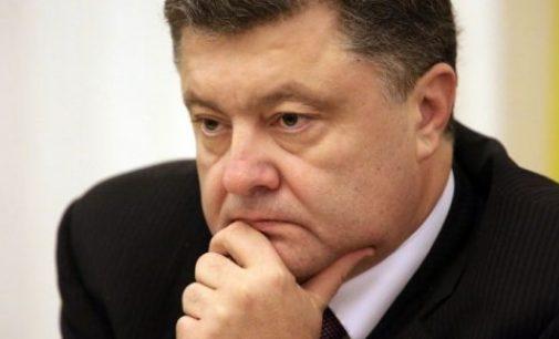 Europarlamentarai paragino Porošenko stoti gėjų parado Kijeve priešakyje