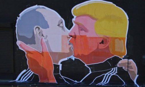 Prancūzų politikai: Trampas ir Putinas rengiasi perbraižyti Europos žemėlapį