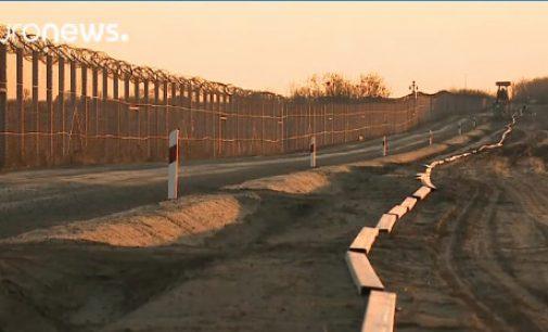 Vengrija stato naują sieną nuo pabėgėlių