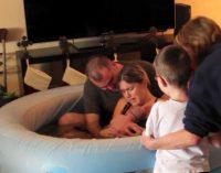 Siekiama parengti gimdymo namuose teisinį reglamentavimą