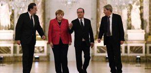 Vakarų Europa rengiasi atsiskirti nuo Rytų Europos