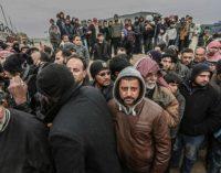 Turkija pagrasino Europai galvos skausmu, ryšium su migrantų srautais