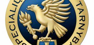 STT pareiškė įtarimus prekyba poveikiu ir sulaikė NMA Teisės departamento direktorių