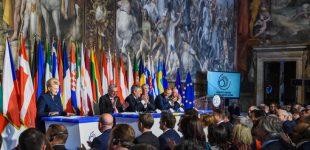 Romoje valstybės sutarė dirbti kartu užtikrinant Europos žmonių gerovę