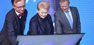 Suomijos nerūdijančio plieno gamintojas atidarė globalių paslaugų centrą Vilniuje