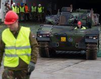 Nyderlandų karinė technika jau Lietuvoje