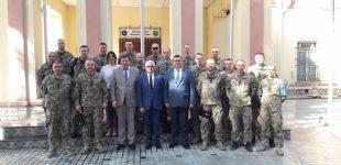 NATO misijos Afganistane tikslas – mokyti ir remti saugumo pajėgas, ministerijas, kitas valdžios institucijas