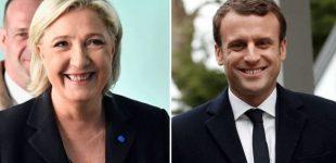 Kas laimės rinkimus Prancūzijoje: tarptautiniai finansai ar tauta?