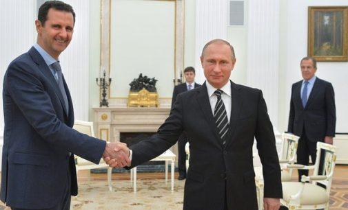 Guardian: Sirijoje vaikams suteikiami Putino vardai ir statoma rusiška mokykla