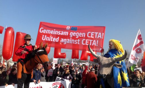 Seimas po svarstymo pritarė CETA ratifikavimui, laukia dar vienas balsavimas
