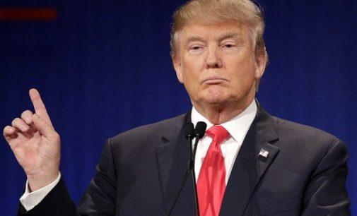 Donaldas Trampas  pasirengęs išspręsti Šiaurės Korėjos problemą vienas. Išskirtinis interviu