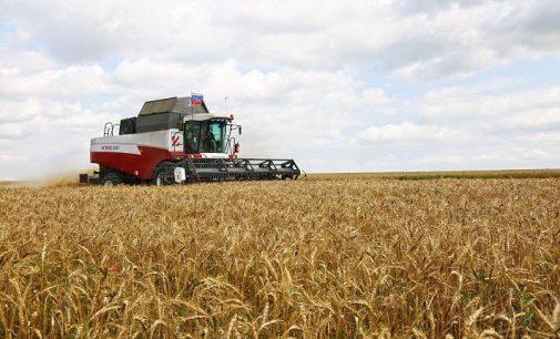 Financial Times: rusų žemės ūkio sektorius klesti nežiūrint į sankcijas