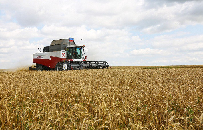 Rusijos žemės ūkis
