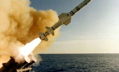 JAV atakavo Siriją sparnuotosiomis raketomis – Trampas kreipėsi į naciją