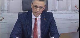 """NSGK vadovas Vytautas Bakas: """"Kovodami su propaganda turime imtis kompleksinių priemonių"""""""