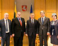 Viktoras Pranckietis: Sieksime, kad ES taikytų Rusijai sankcijas tol, kol nebus sugrąžintas Krymas