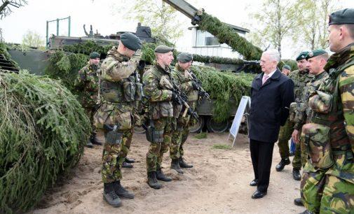 Stojant į NATO JAV duotas įsipareigojimas ginti Lietuvą šiandien stipresnis nei bet kada