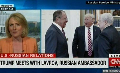 CNN skundžiasi, jog Trampas ir Maskva susivienijo prieš amerikiečių MIP