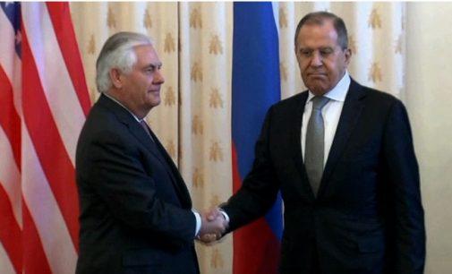 CNN: Trampas atleido FTB direktorių ir pakvietė Sergejų Lavrovą į Baltuosius rūmus