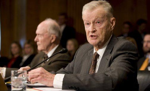 """JAV mirė žinomas kovotojas su """"sovietiniu ekspansionizmu"""" Zbignevas Bžezinskis"""