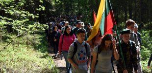 Daugiau nei 300 žmonių pagerbė Aukštaitijos partizanų atminimą