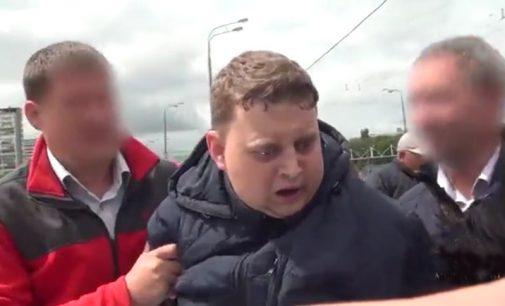 """Rusijoje areštuotas vienos """"Mirties grupės"""" administratorius – vaizdo įrašas"""