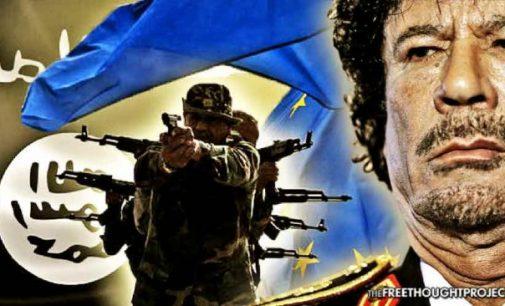 R. Polas: Kadafis numatė ir bandė stabdyti šią teroro bangą Britanijoje, už ką buvo nužudytas