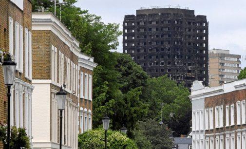 Gaisras Londone – kai taupoma saugumo sąskaita