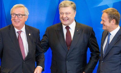 Europos Sąjunga galutinai patvirtino susitarimą dėl asociacijos su Ukraina