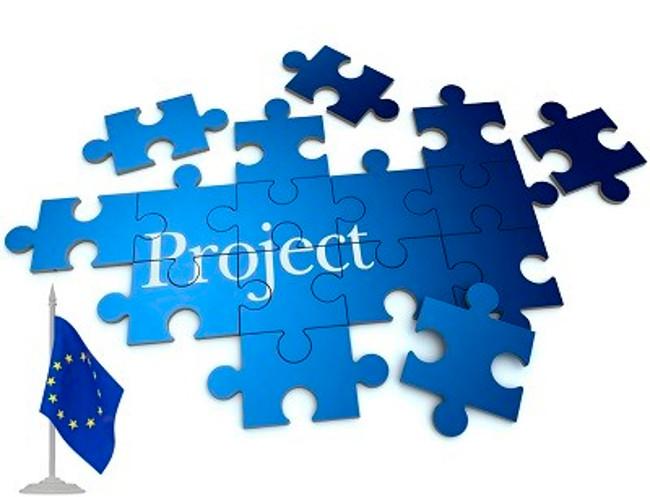 ES projektas