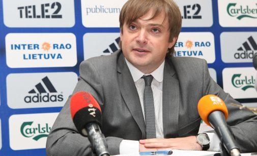 """Pasisavinęs 2,5 mln eurų Panevėžio futbolo klubo """"Ekranas"""" prezidentas nuteistas lygtine bausme"""