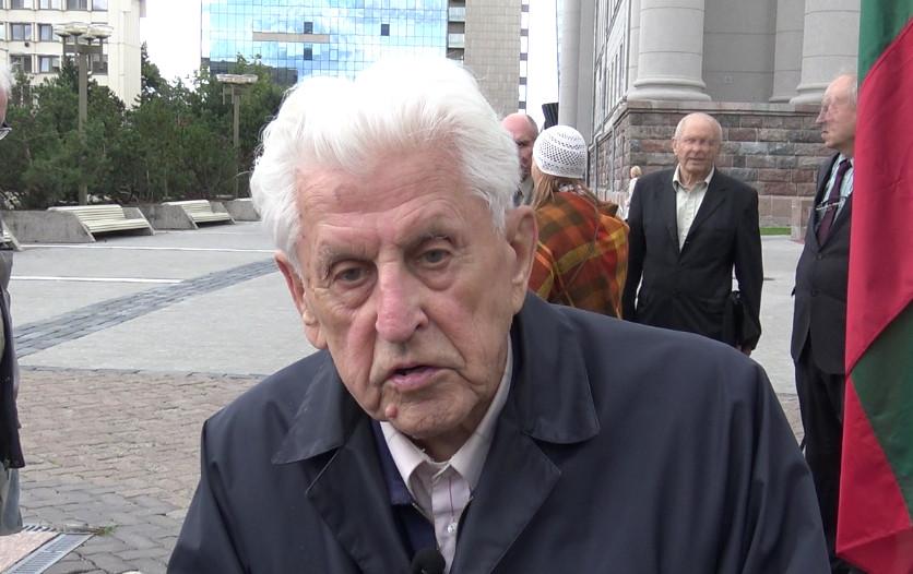 prof. Algirdas Šukys