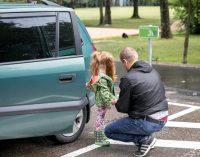 Atsinaujinusiame Vingio parke – tvarkingiau statomi automobiliai, stovėjimo vietos tik šeimoms