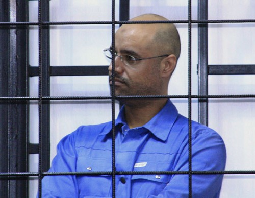 Saifas al Islamas Kadafis (Saif al-Islam Gaddafi)