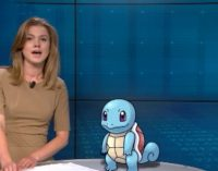 Pokemon, go home: pasaulis eina iš proto dėl žaidimo