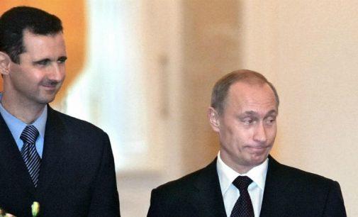 """Rusijos """"elektroninė patranka"""" stabilizavo situaciją Sirijoje"""