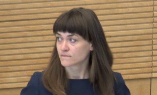 """Konservatorė: """"Man kyla klausimų, ar """"Agrokoncernas"""" importuodamas trąšas iš Rusijos, nepažeidžia antidempingo taisyklių?"""""""