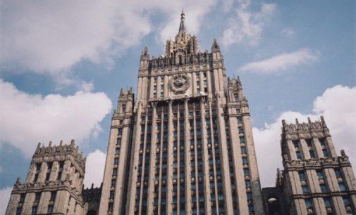 Rusija sureagavo į JAV sankcijas